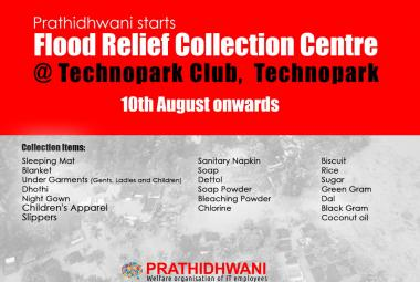 prathidhwani Relief Camp